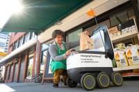 Glovo vrea să facă livrări cu roboți autonomi în Brașov