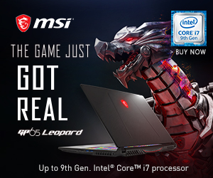 laptop gaming MSI pret bun
