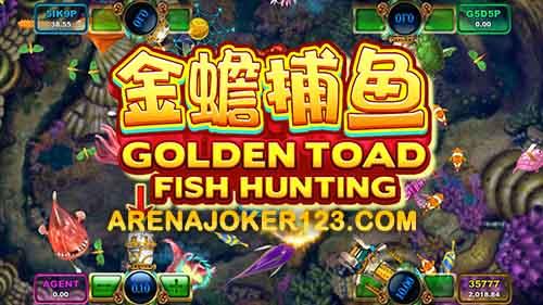 Fishing Joy Uang Asli