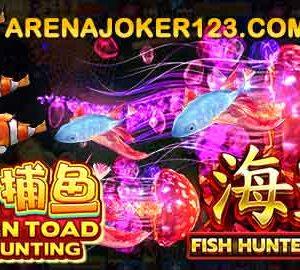 Tembak Ikan Uang Asli