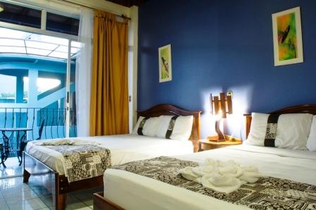 Arenal Hostel Resort Tower – Double Standard Room