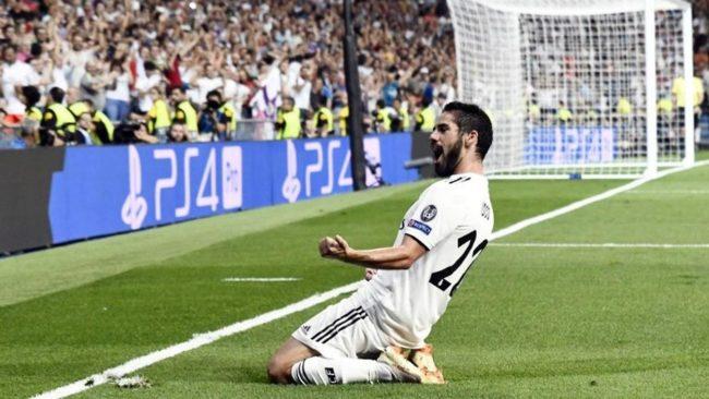 Isco, gelandang asal Real Madrid, memang sangat jarang mendapatkan kesempatan untuk bisa tampil dan bermain ditim utama pada musim ini