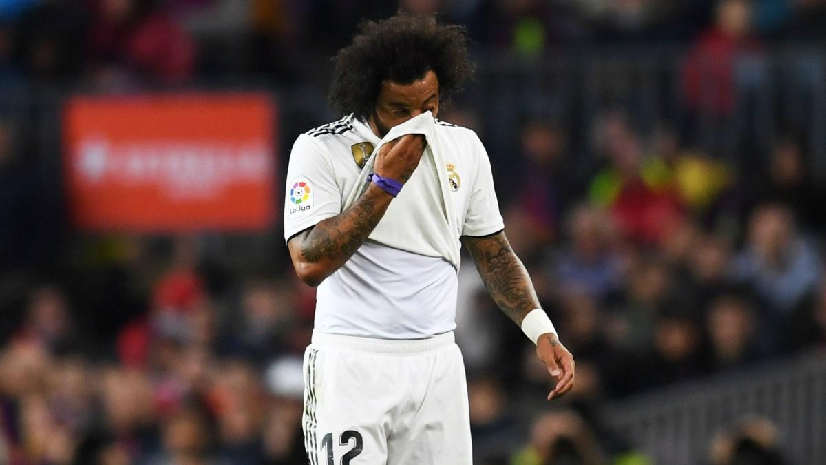 Marcelo Berharap Madrid Tak Halangi Langkahnya Gabung Juventus