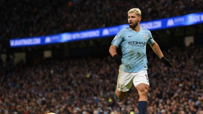 Legenda asal Manchester City, Bernardo Silva sangat kagum dengan sosok ketajaman dari salah satu pemain City yaitu Sergio Aguero