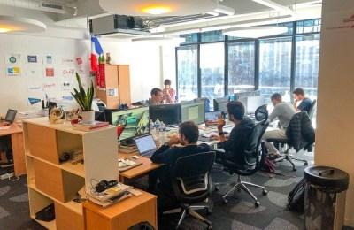 bureaux arenametrix
