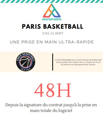 Témoignage client - Paris Basketball