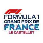 Logo Formula 1 Grand Prix de France