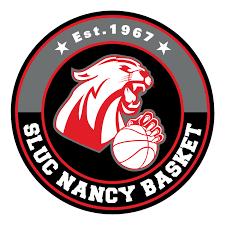 Stade lorrain université club Nancy basket