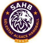 Logo SAHB Sélestat Alsace Handball