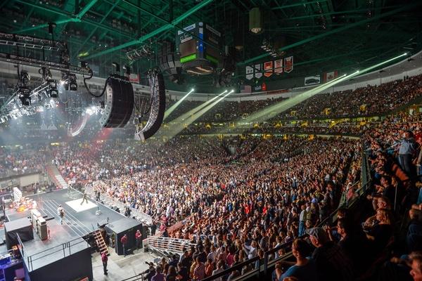 Honda Center ArenaNetwork