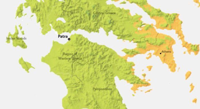 Ποιες περιοχές της Πελοποννήσου θα γίνουν «έρημος» το 2070
