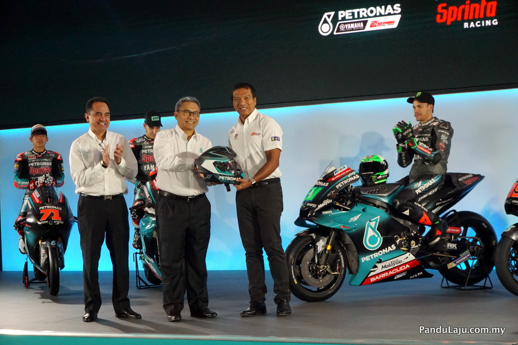 PETRONAS Sepang Racing Team