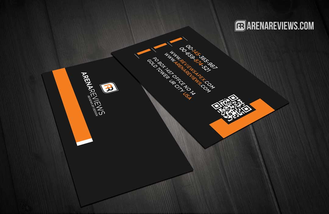 Black corporate elegant business card template free download black corporate elegant business card template design fbccfo Image collections