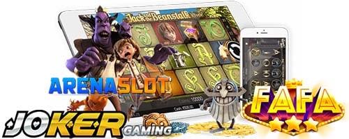 Judi Slot Online Joker123 & FafaSlot Bank Bca