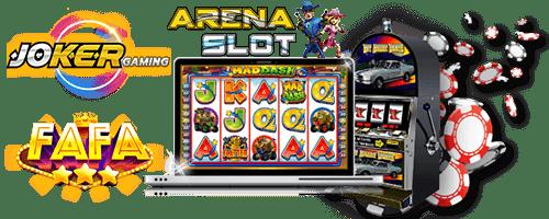 Slot Uang Asli Joker123 & FafaSlot Deposit Bank BRI