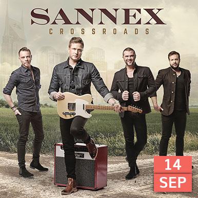 Måndagsdans till Sannex
