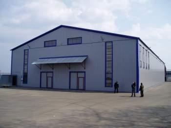 Складское и производственное помещение, склад.