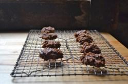 Therapy Cookies (AKA Chocolate, Peanut Butter, Sea Salt BItes)