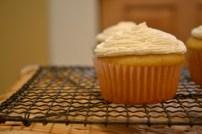 Vegan Lemon Cupcake with Lemon Buttercream Frosting