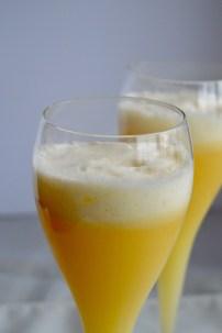 Creamy Mimosas