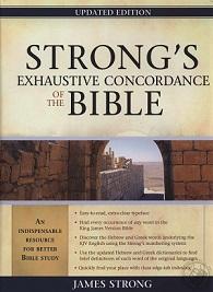 Strong, Dictionnaire d'hébreu et de grec
