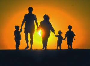 vida familiar