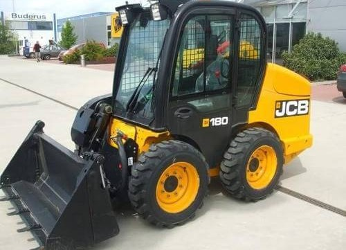 JCB ROBOT 160,170,180 Steer Loader Service Repair Manual