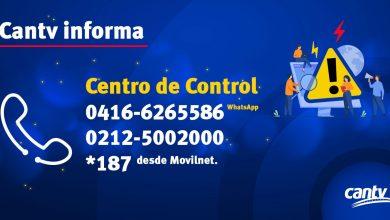cantv informa