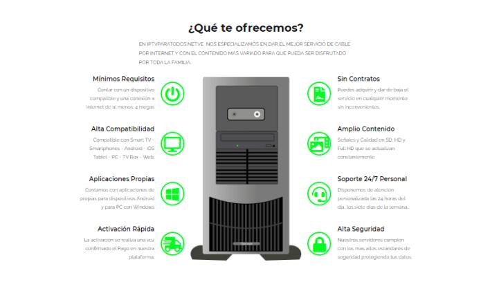 IPTV para todos IPTV en venezuela