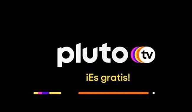 Pluto TV es gratis