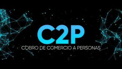 C2P cobro de comercio a personas