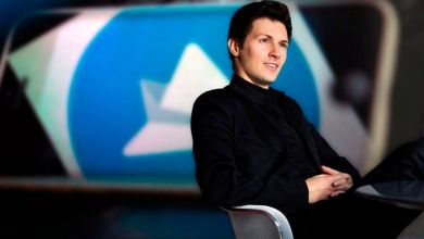 pavel durov telegram ceo