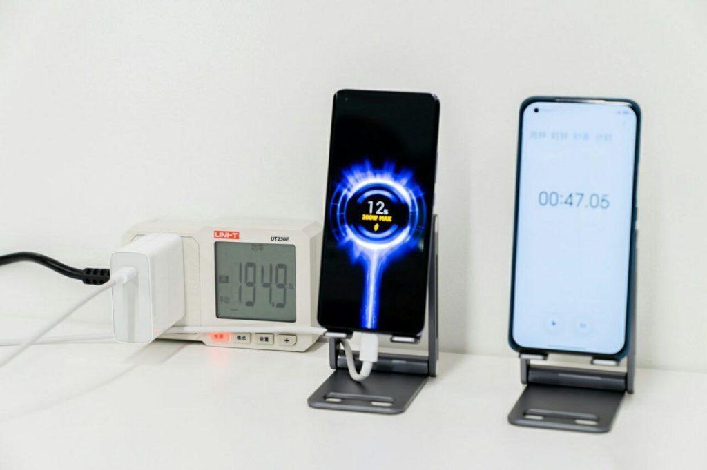 Xiaomi cargador de 200 vatios