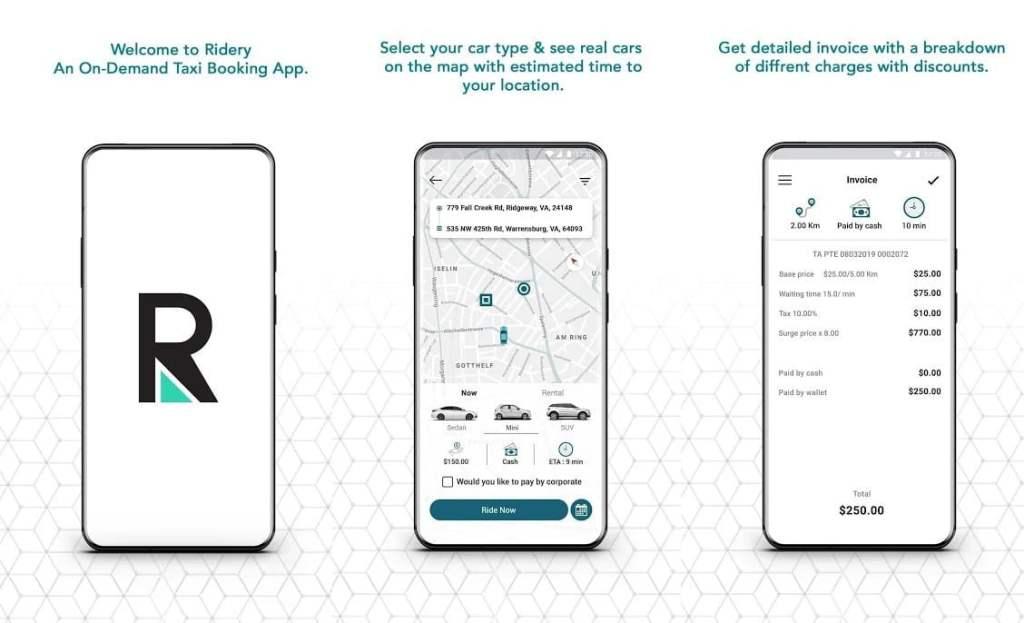 Ridery, el uber de venezuela