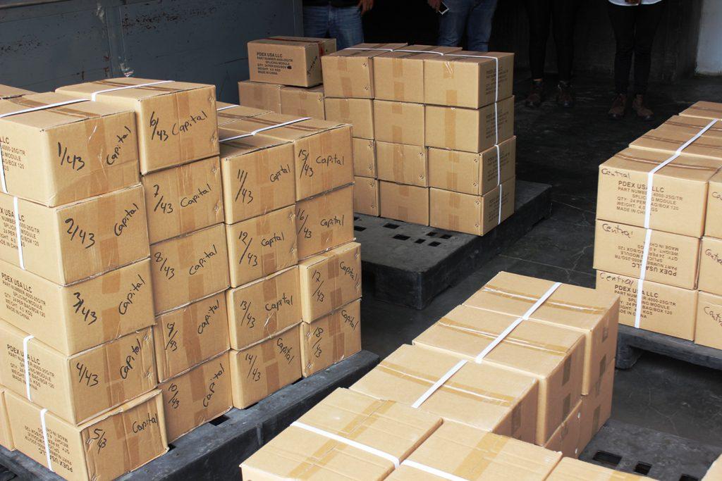 Cantv distribuye material estratégico para atender 200.000 averías en todo el país