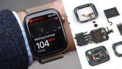 Apple Watch Series 4 parçalarına ayrıldı!