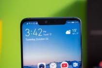 Huawei P30 Pro ekran tasarımı belli oldu!