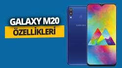 Samsung Galaxy M20 neler sunuyor? (Video)