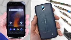 Android Go'lu Nokia 1 dayanıklılık testinde!