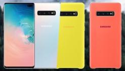 Samsung'un Galaxy S10 kılıfları ortaya çıktı!