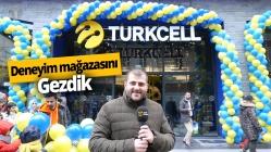 Turkcell deneyim mağazasını gezdik! (VİDEO)