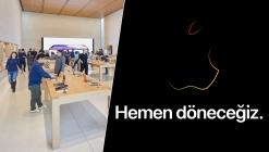 Apple Store bakıma alındı! Yeni iPad'ler tanıtıldı!