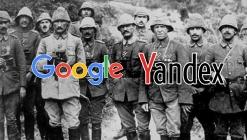 Google ve Yandex'te 18 Mart sessizliği!
