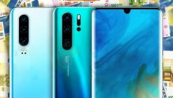 Huawei P30 ve P30 Pro'nun fiyatı sızdırıldı!