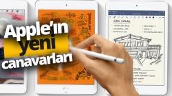 Yeni iPad mini ve iPad Air'ın özellikleri neler? (Video)