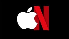 Netflix, Apple'a