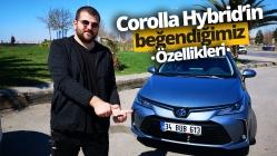 Yeni teknolojileriyle Toyota Corolla Hybrid (Video)