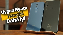 Huawei Mate 20 Lite vs Redmi Note 7 (Video)