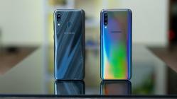 Samsung Galaxy A90 modelleri netlik kazanıyor