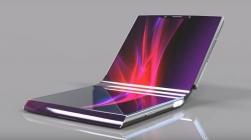 Sony'den yeni katlanabilir telefon patenti